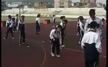田径:跨栏技术入门 (1)人教课标版(小学体育1-6年级优质课视频专辑)