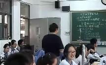 化学反应的速率和限度 高一化学(高中化学优质课示范课视频专辑)