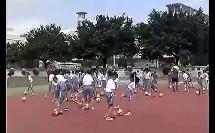 模仿跳跃投掷 四年级(小学体育优质课课堂实录视频专辑)