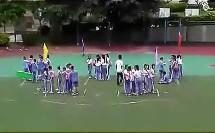 耐久跑 五年级(小学体育优质课课堂实录视频专辑)