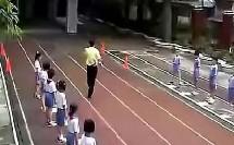 30米快速跑 二年级(小学体育优质课课堂实录视频专辑)