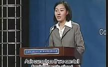 第八届全国英语演讲比赛09(第八届全国英语演讲比赛视频专辑)