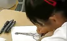 线条的魅力(全国小学美术培训课堂实录视频专辑)