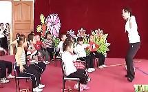 30大班打击乐--切分的时钟(第七届全国幼儿音乐教育观摩研讨会优秀课例教学视频)