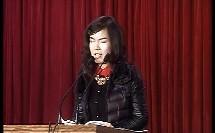 点评1(南通市教育科学研究中心袁菊)2012年江苏省高中语文教学优秀课(1)-例实录视频