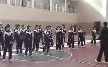 《中华民族传统》高一体育优质课展示_曹老师