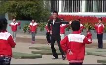 小学体育教研活动同课异构公开课《前滚翻》1