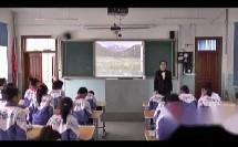 部编版《黄山奇石》公开课教学视频-二年级语文