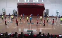 小学体育三年级《足球-脚内侧踢球》优质课视频-薛黎明名师工作室