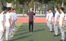 小学体育《立定跳远练习》教学视频-卜庆丰