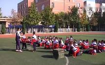 二年级体育《立定跳远》教学视频-王洋