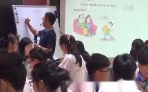 话题阅读《Family_life》获奖教学视频-唐思峰-第十三届中学英语骨干教师新课程教学
