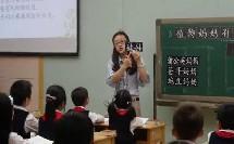 部编版二年级语文《植物妈妈有办法》获奖课堂教学视频-戴姝老师