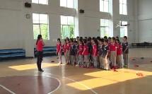 三年级体育《原地侧向投掷彩虹球》公开课视频-授课老师陈登璟