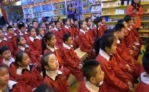 小学语文课外阅读《蜡烛姑娘》导读课教学视频