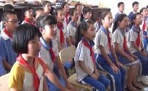 人教版五年级音乐唱歌《真善美的小世界》优秀课堂实录