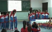 湘文艺版二年级音乐《音阶歌》教研公开课视频-执教黄老师