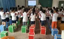 湘教版二年级音乐《欢乐的小雪花》演唱课教学视频