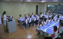 湘教版二年级音乐《剪窗花》演唱课教学视频