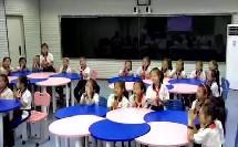 湘教版二年级音乐《对十》演唱课教学视频