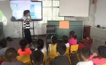 苏教版一年级音乐《上学路上》律动课教学视频