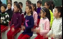 苏教版五年级集体舞《祝你快乐》欣赏课教学视频-音乐教学能手张老师