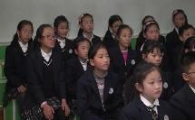人音版小学音乐五年级下册《京调》获奖课安徽省(部编版)