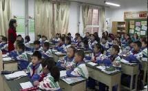 """《信息窗三(认识""""倍"""",求一个数是另一个数的几倍)》教学视频课堂实录(青岛版二年级数学上册)-白会敏"""