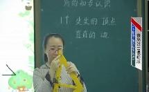 《信息窗一(角和直角的认识)》优质课案例教学实录(青岛版二年级数学上册)-崔瑞雪