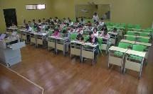 《除法的竖式写法》教学视频课堂实录(西南师大版小学数学二年级下册)-吴浩