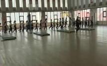 五年级体育《跨越式跳高考核》优秀教学视频
