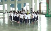 五年级体育《发展奔跑能力的练习》优秀教学视频