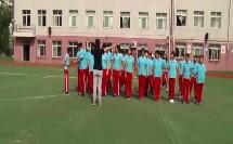 六年级体育《发展奔跑能力的游戏 》优秀教学视频