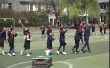 一年级体育游戏《老鹰捉小鸡 》优秀教学视频