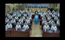 湘文艺版小学音乐五年级下册演唱《在葡萄架下》山西省(小学音乐参赛获奖优质课教学实录)