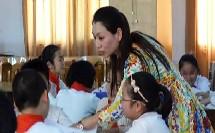 人教2011课标版生物七下-4.4.3《输送血液的泵 -心脏》教学视频实录-安会敏
