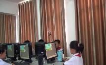 苏教版三年级信息技术《复制与粘贴图形》优秀教学视频-执教贺老师