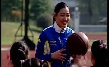 拍球_王海霞试讲示范课体育一年级