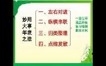 中国近现代史大事年表上_邓满丽人教部编版八年级历史上学期