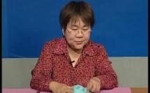 布艺布艺玩具小猪的制作二_姜秀琴试讲示范课综合实践七年级