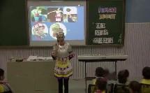 演唱彝家娃娃真幸福_范老师三等奖_小学音乐湘艺版一年级下学期_F5509