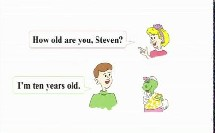 2019年冀教版英语四年级下册 Unit3 All about Me.Lesson13 How Old Are You?优质课教学视频+PPT课件