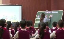 人教PEP英语五年级上册《Recycle 1 chen Jie's day at willow Primary school》【梁丽燕】(2017年小学英语疑难问题解决培训复习及故事教学板块研讨活动)