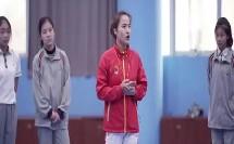 体操-侧手翻动作组合 (初中体育与健康_九年级全一册)#Y2088
