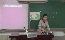 小学美术说课面试视频《奇妙的效果》
