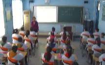 小学数学_《用字母表示数》教学视频