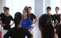 街舞《一起跳舞》 (初中体育与健康_九年级全一册)#Y2089