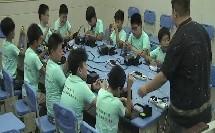 小学创客教育_郑州市惠济区江山路第一小学焊接电子徽章