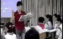 说课及教学观摩:初一 开花的课桌(上海市初中高中语文青年教师说课及教学观摩课)