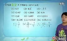 四升五学而思奥数(暑期竞赛班)_[第3讲] 循环小数2